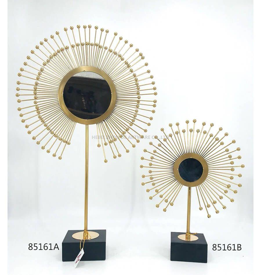 brass 85156A 85156B metal decoration