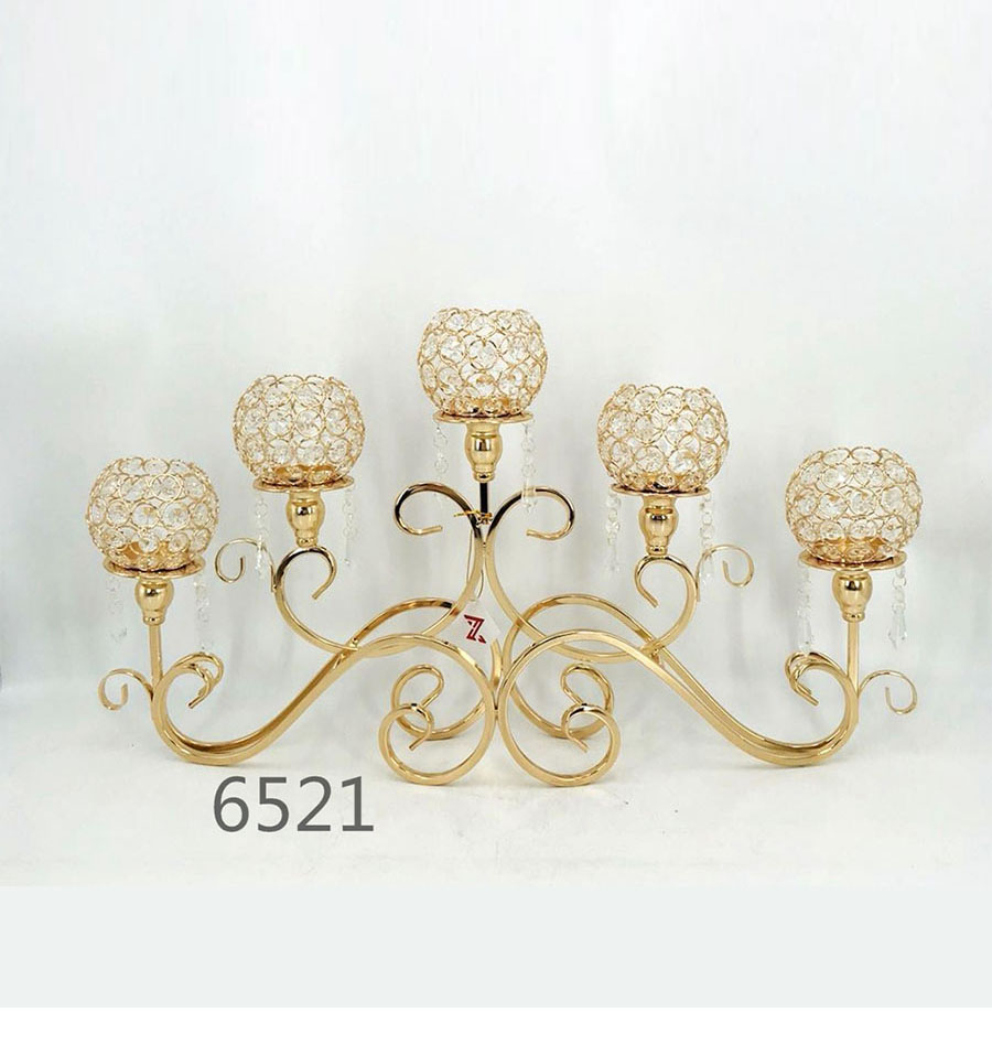 Europe Type Wedding Furnishing 6521