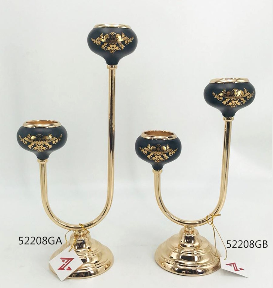 popular Candle Holder set 52208