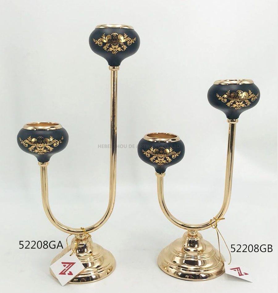 popular Candle Holder set 52208