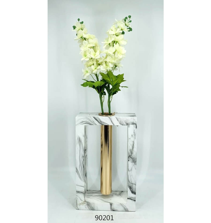 marble pattern 901201 90202  home decoration vase