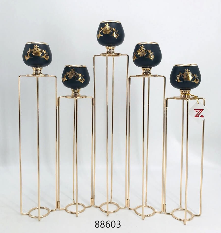 Candle Holder Stand Wedding 88603