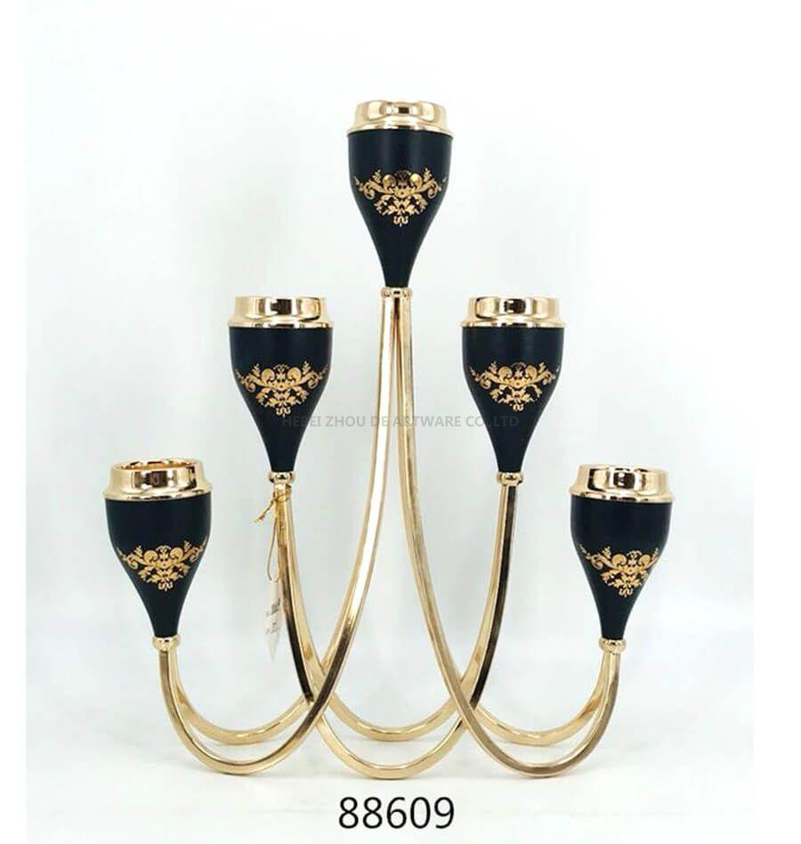 unique golden decoration 88609