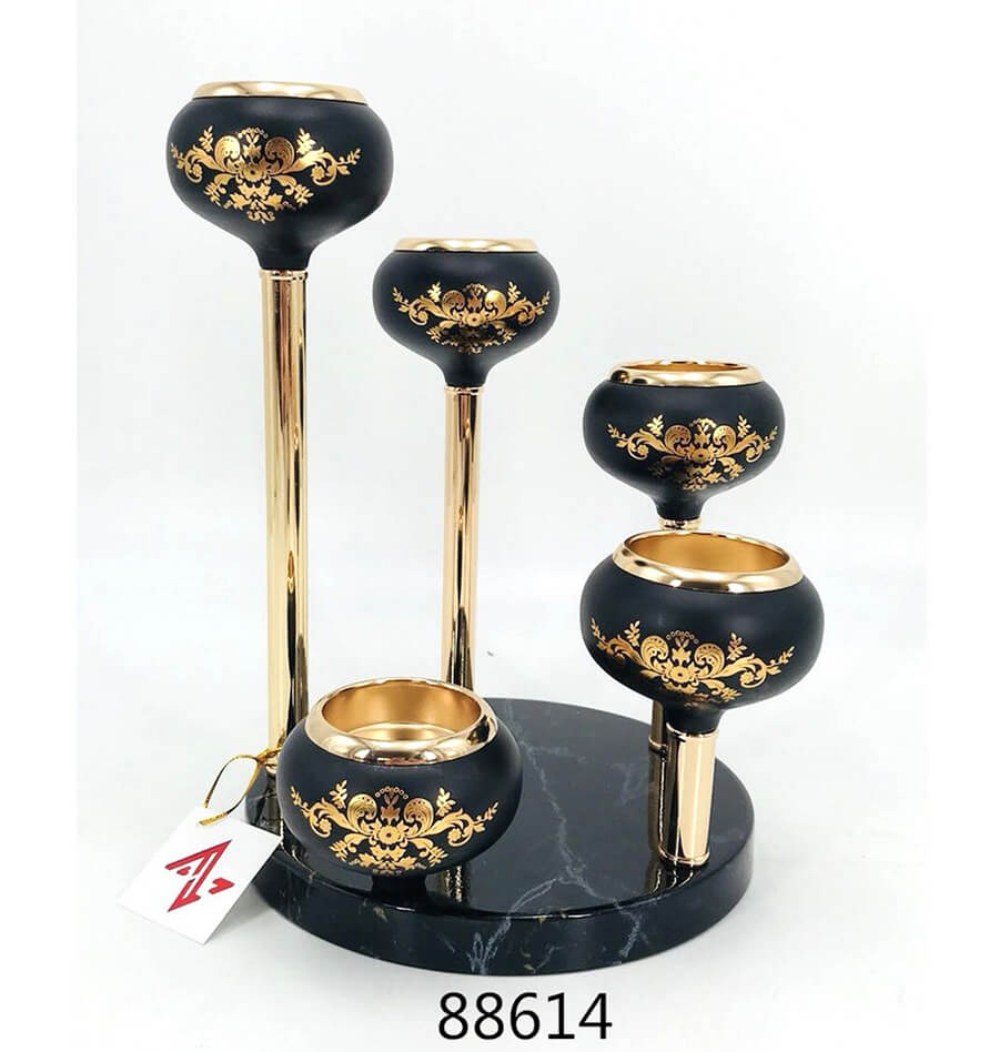 black and gold gifts 88614