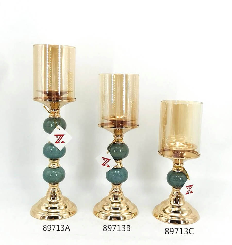 candle holder 89713A 89713B 89713C