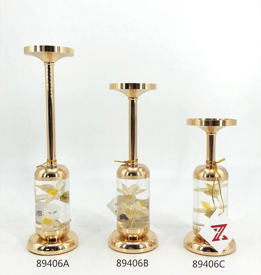 89406A 89406B 89406C Candle Holder
