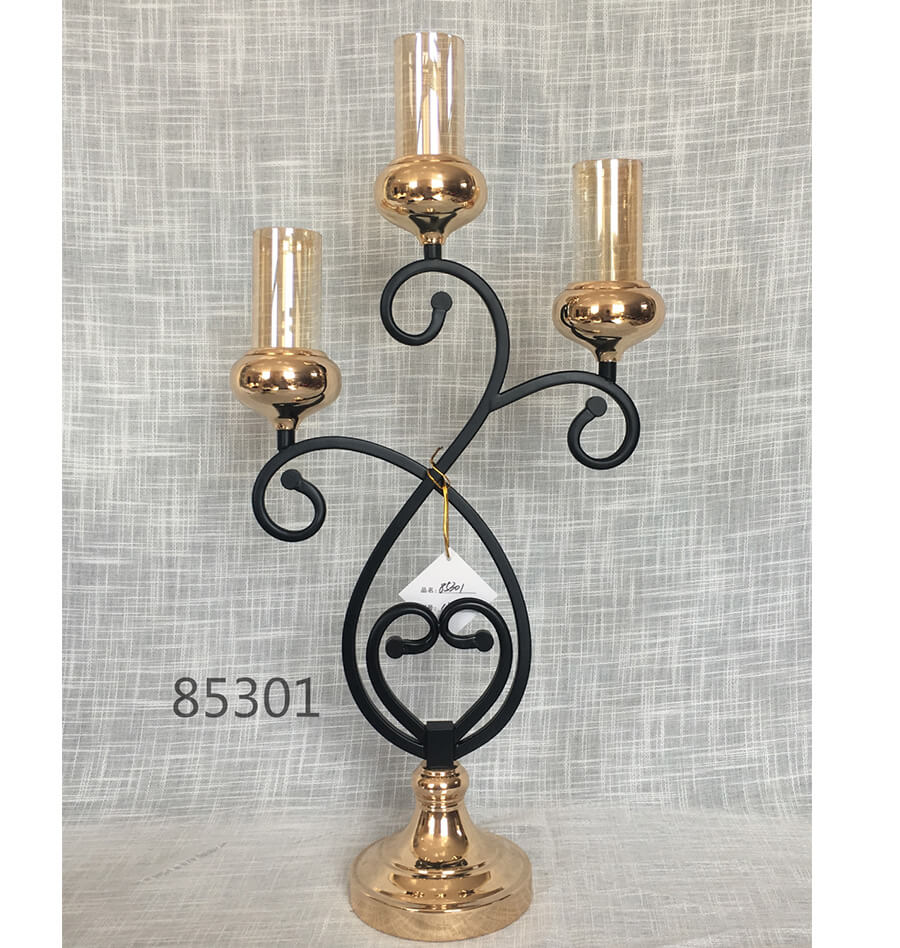 metal candle holder 85301