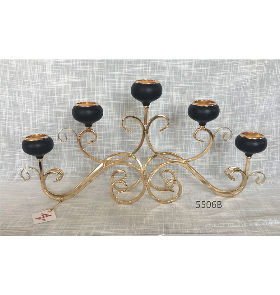 METAL CANDLE HOLDER 5406B