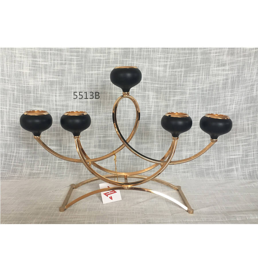 METAL CANDLE HOLDER 5513B