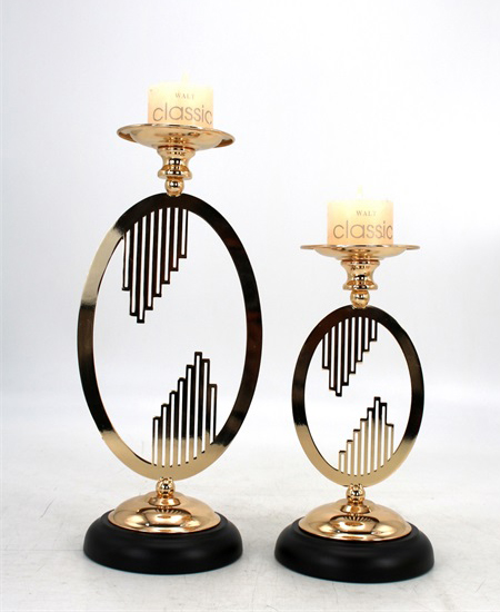 METAL CANDLE HOLDER CHINA SUPPLIER 91335