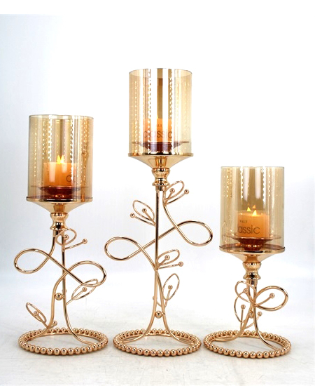 beautiful candle holder 91319