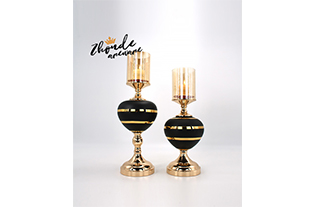 Maintenance Method Of Glass Candle Holders