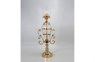 Can a Candlestick be Placed on the Table?