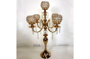 Uses of Crystal Candle Holders