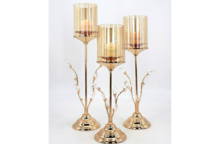 What Are the Channels for Custom Crystal Candlesticks?