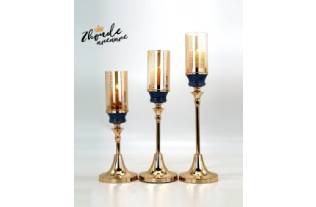 The Role of Stylish Candlesticks in Wedding Receptions?
